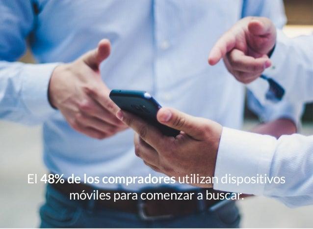 El 78% de las búsquedas de un negocio local desde un dispositivo móvil dan como resultado una compra.