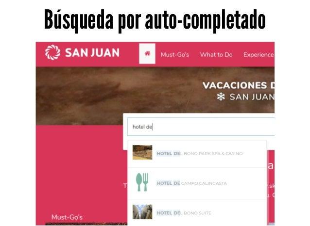 InstantSearch - Campos & FacetasInstantSearch - Campos & Facetas