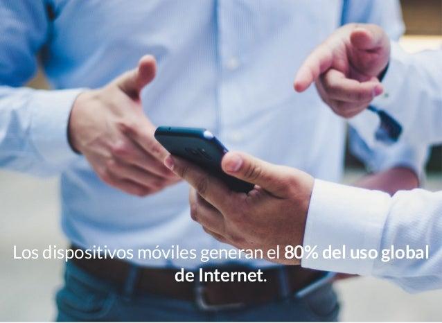 El 69% de los consumidores de entre 18 y 39 usan dispositivos móviles para investigar productos antes de comprar.