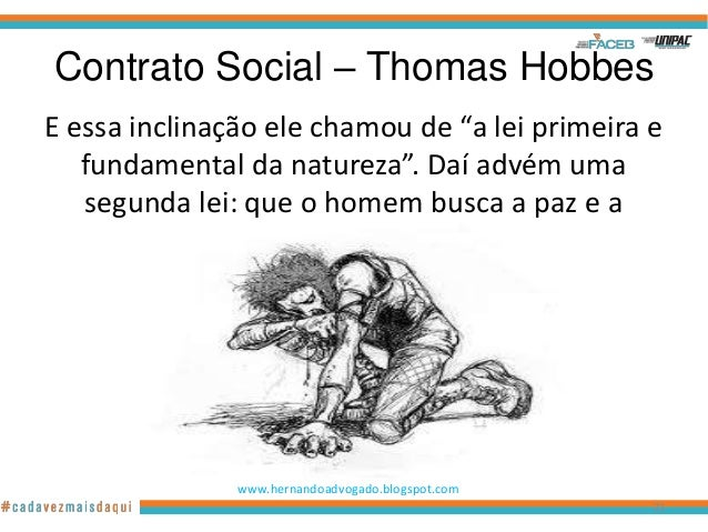 an outline of thomas hobbes social Thomas hobbes hobbes  the commonwealth as a whole embodies a network of associated contracts and provides for the highest form of social organization on hobbes's.