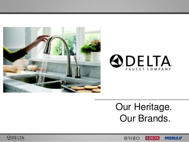 Our Heritage. Our Brands.