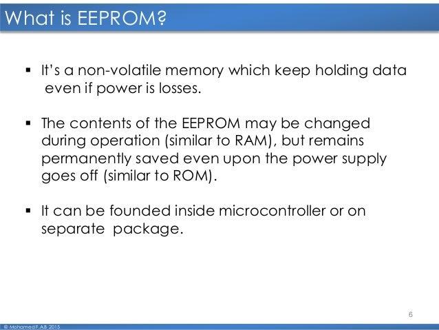 05 EEPROM memory 2016