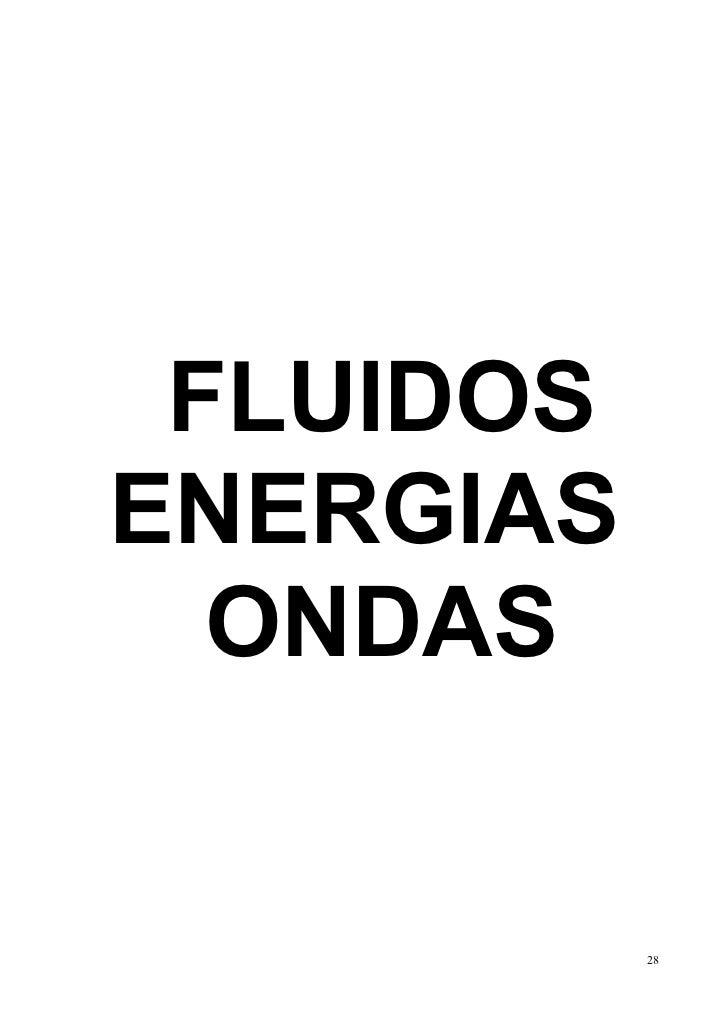 FLUIDOSENERGIAS  ONDAS           28