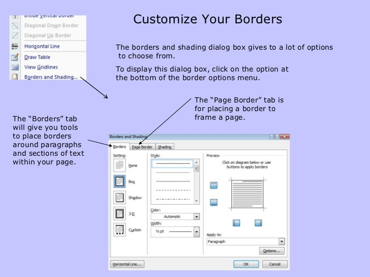 how to use a paragraph locator