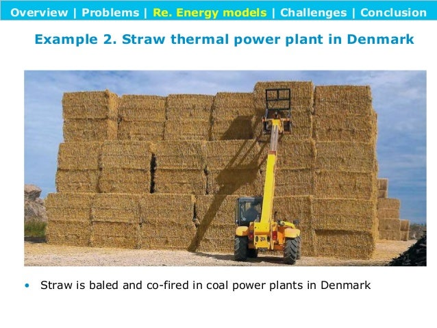 rice straw as a renewable energy Rice straw power stands for clean, renewable energy and resources of rice straw the rice straw power project was started by hans lothar köhl the first facilities will produce heating and building materials from rice straw side products are rice foods, fuel and feed pellets.