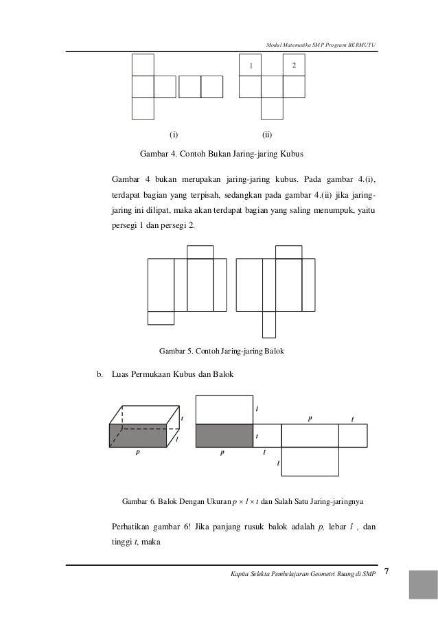 05 Kapita Selekta Pemb Geometri Ruang Di Smp