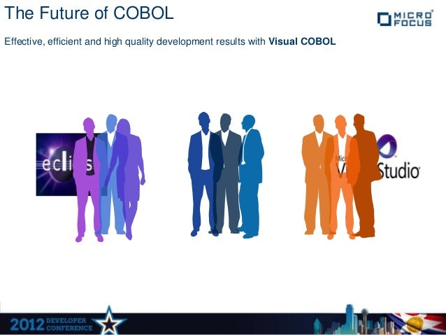 Micro Focus Cobol Product Strategy Amp Roadmap