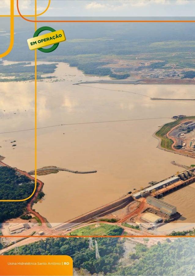 Usina Hidrelétrica Santo Antônio | RO