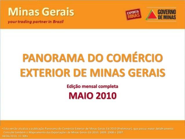 05. panorama   comex mg mai2010