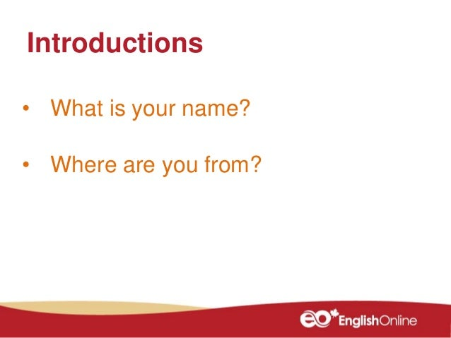 what is your name where are you from - Preparing For A Job Interview Body Language
