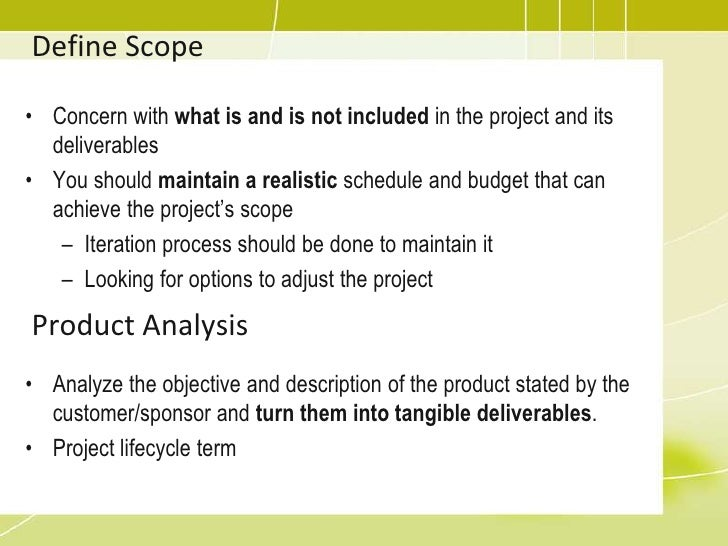 define project scope Before the penetration test begins, all stakeholders must agree on a clearly  defined scope, which identifies the objectives of the project and the goals that the .