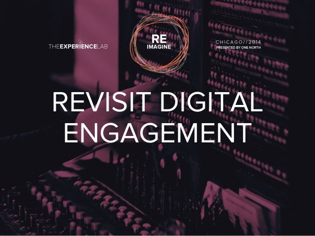 REVISIT DIGITAL  ENGAGEMENT