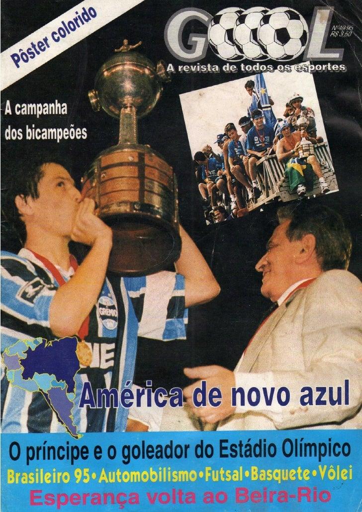 05 - Revista Gool nº 49 - América de novo azul