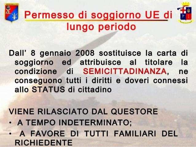 Stunning Carta Di Soggiorno Ue Contemporary - House Design Ideas ...