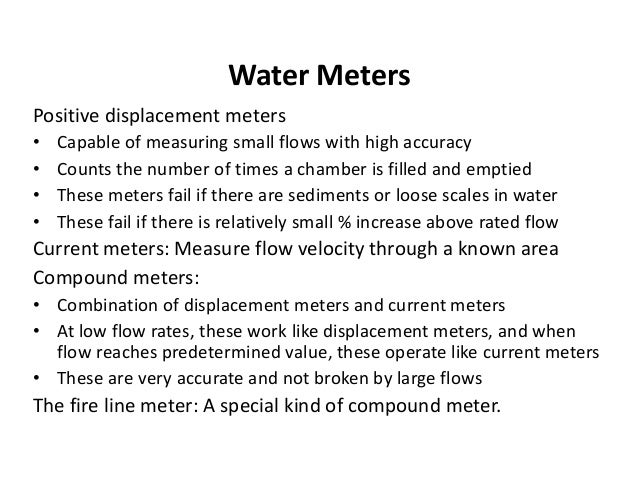 Protecting Water Quality in Distribution System • Many water supply systems, due to economic reasons, do not have 24-hour ...
