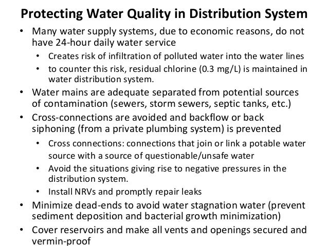 Water Pumping and Storage Systems