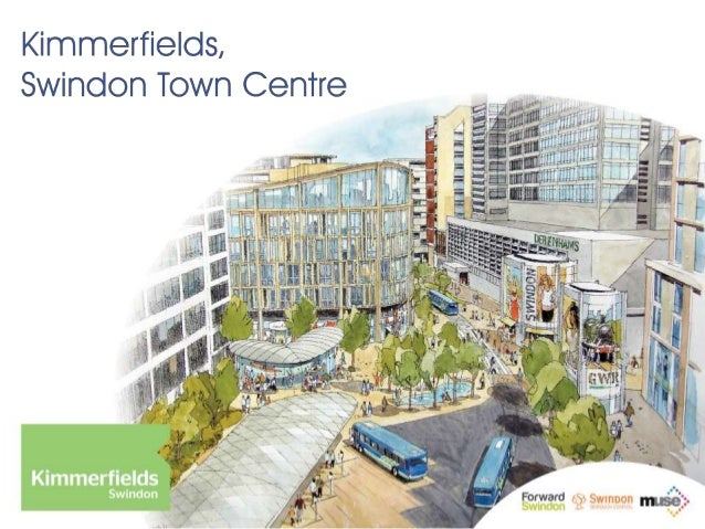 Kimmerfields Development Swindon