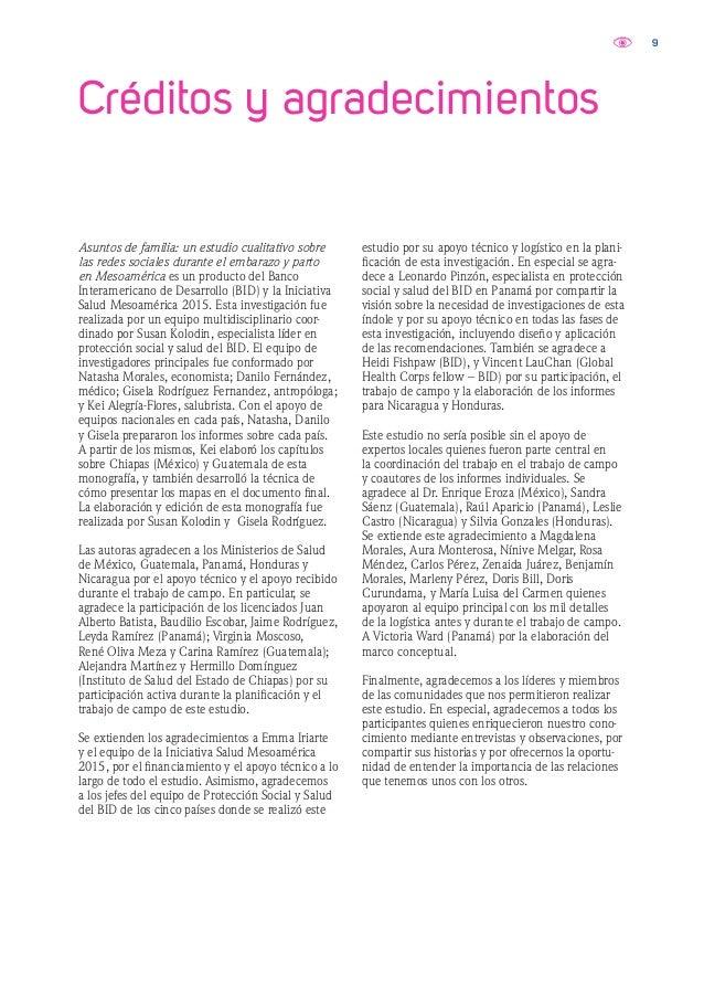 10 Introducción y antecedentes El presente estudio se enmarca dentro de la Iniciativa Salud Mesoamérica 2015 (SM2015) que ...