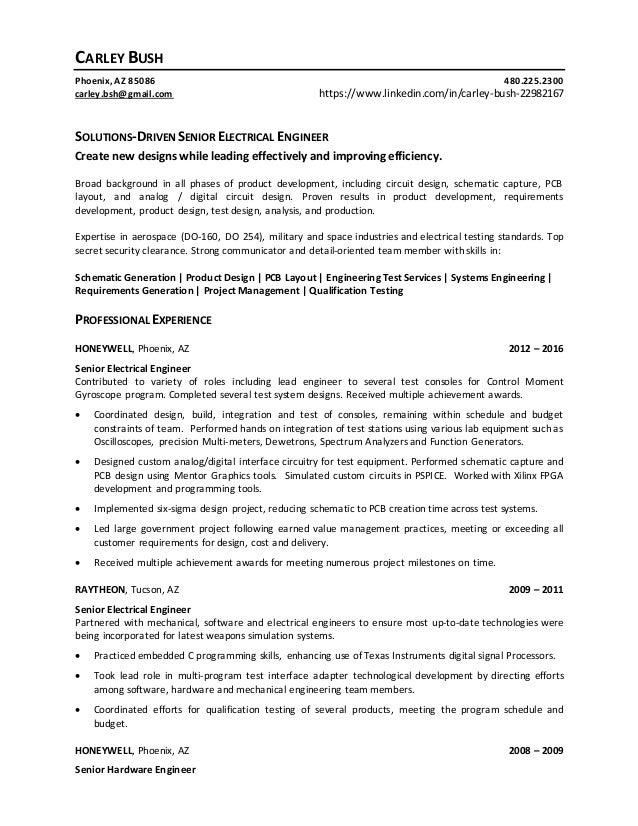 pcb design engineer resume resume ideas