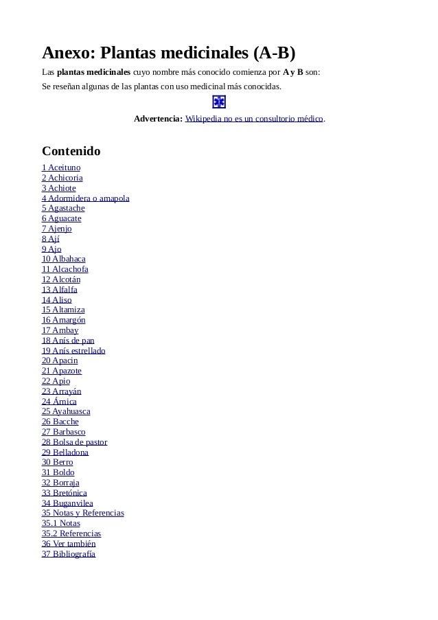 05 04 11 plantas medicinales wikipedia www for Tipos de hierbas medicinales