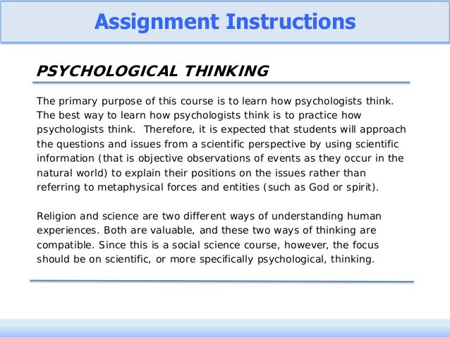 critical thinking and analysis online course