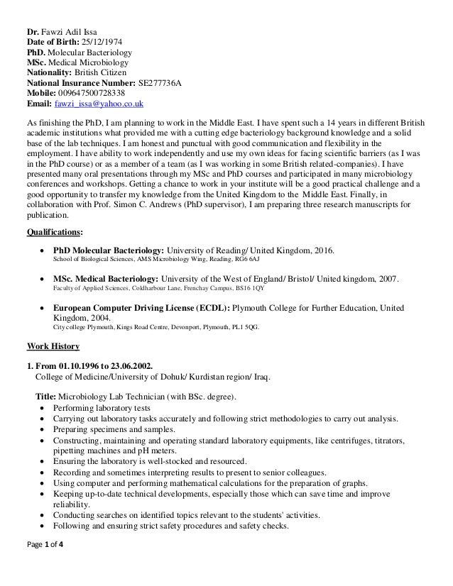 Thomas h mosley phd resume