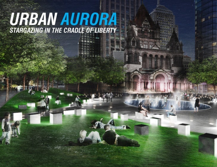 Urban Aurora: Stargazing in the Cradle of Liberty