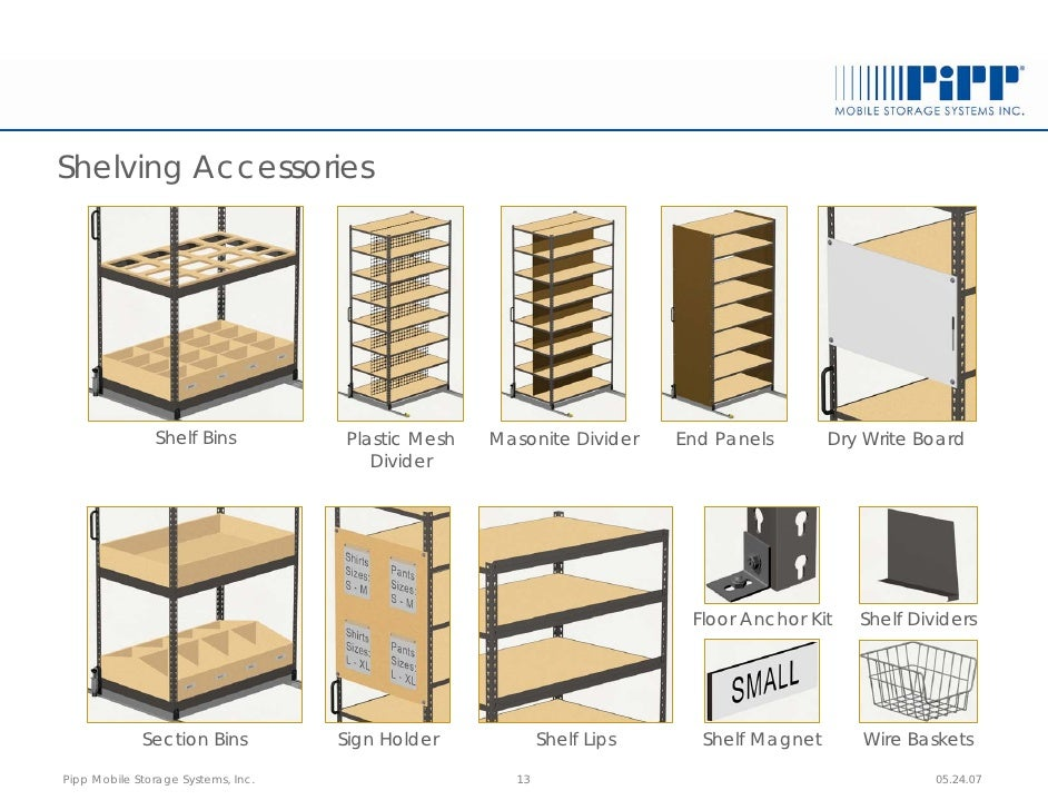 pipp mobile storage systems