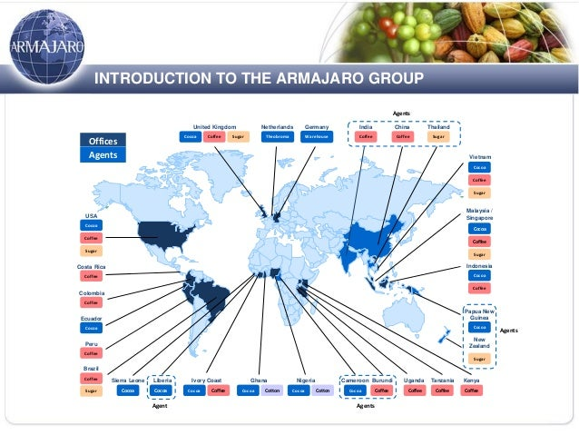 Armajaro Trading | Devex
