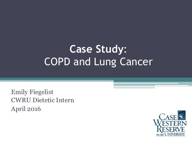 COPD case study by Case Study on Prezi