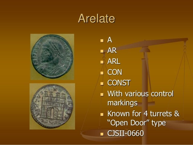 """Arelate  A  AR  ARL  CON  CONST  With various control markings  Known for 4 turrets & """"Open Door"""" type  CJSII-0660"""