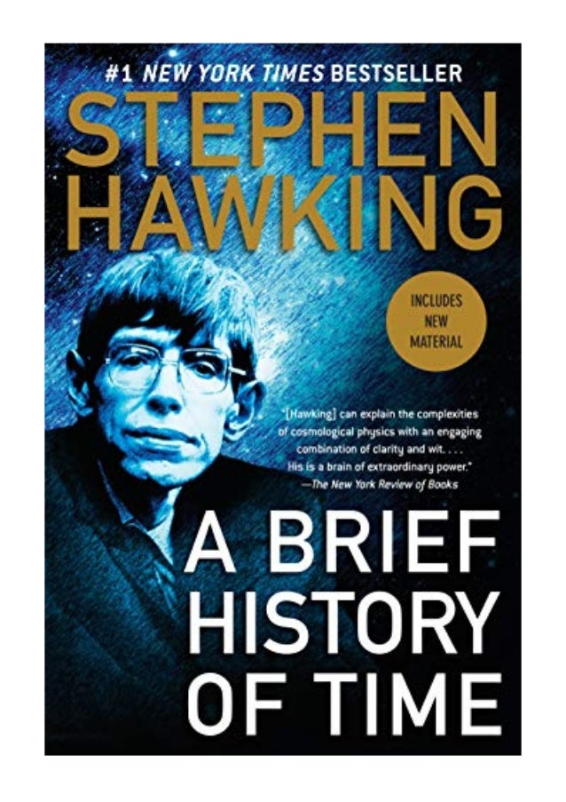 a briefer history of time stephen hawking pdf free download