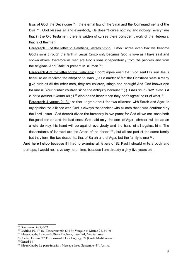 a history and summary of pauls letter to galatians Paul wrote galatians in response to a heresy brought in after he had taught the galatians: a commentary on paul's letter to the churches in galatia hermeneia.