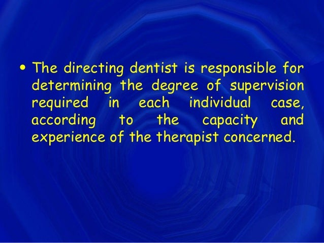 Dental auxiliaries a review