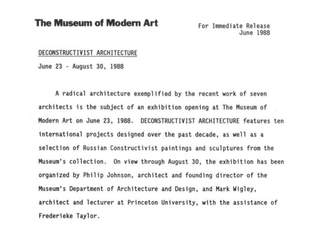 post modernism explained What the hell is post-modernism good question, and i bravely attempt to answer it more on.