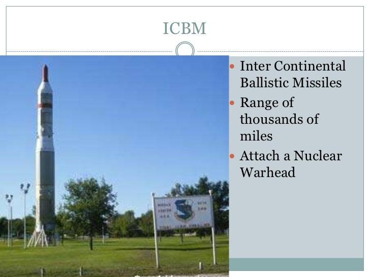 Icbm Travel Time