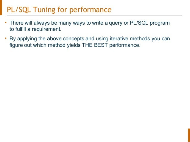 Learning PL/SQL programming - YouTube