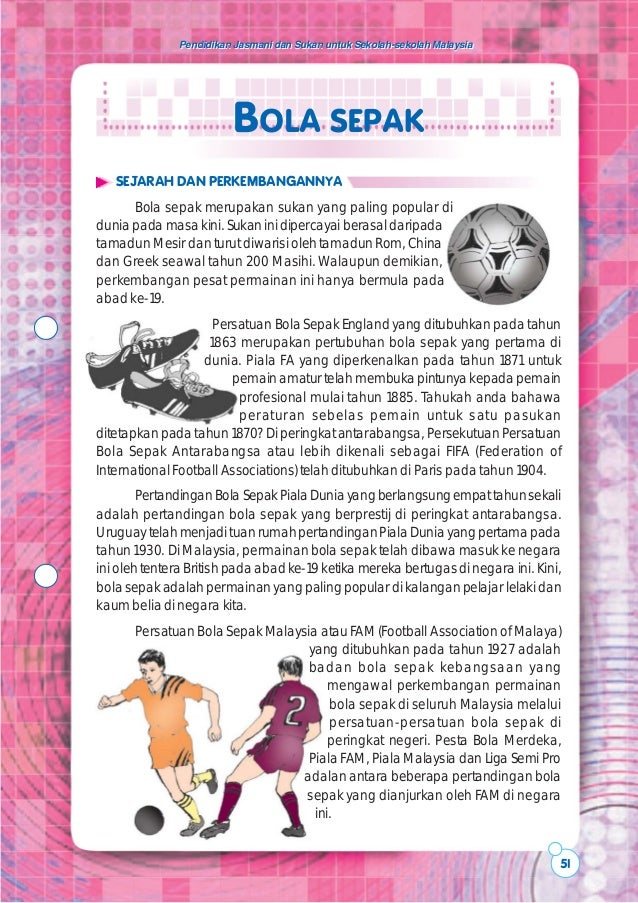 Pendidikan Jasmani dan Sukan untuk Sekolah-sekolah MalaysiaPendidikan Jasmani dan Sukan untuk Sekolah-sekolah Malaysia 51 ...