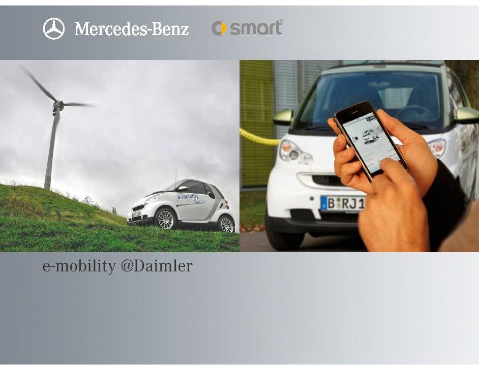 Power e-mobility