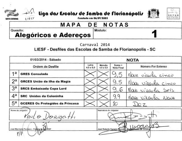 --+--0  liga da1 E1cola1 de Samba de r1orianOpoli1  l ( E' <f  SANTA CATARINA  H  SETUR !> c c n r. r A r~ l A M lJ N' l C...