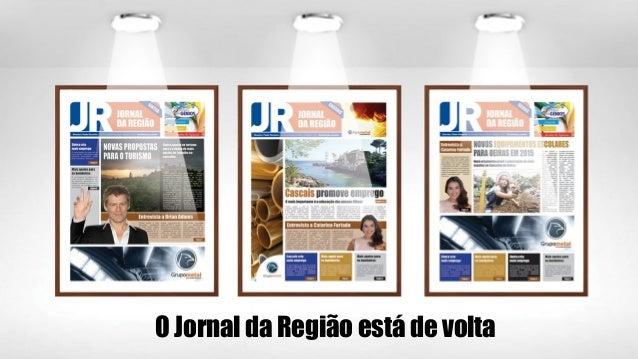 O Jornal da Região está de volta