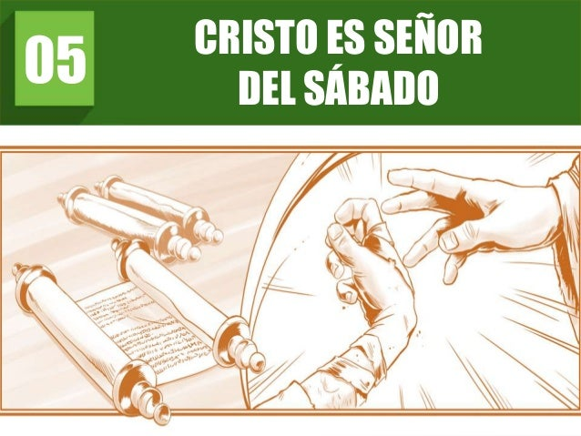 05 cristo señor del sabado Slide 2