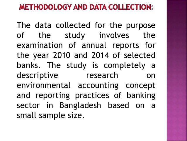 ENVIRONMENTAL ACCOUNTING CONCEPT AND REPORTING PRACTICE