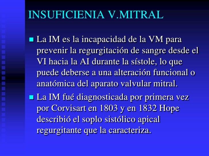 05) dr. sandoval insuficiencia mitral y tricúspide