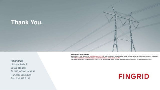 ELVIS transmission line maintenance ELVIS event. Vesa Malinen