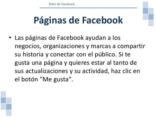 ¿Cómo se propaga la información en Facebook? Taller de Facebook