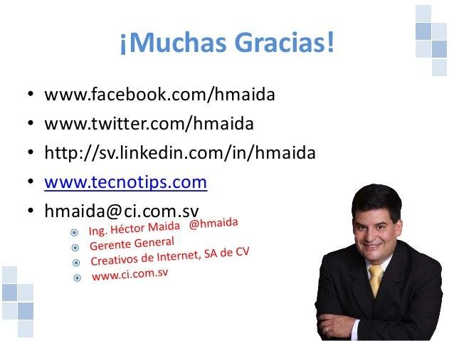 Introduccion a facebook