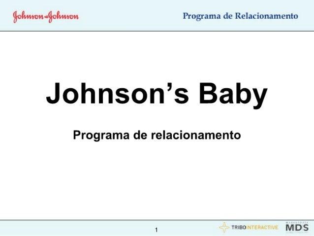 Jonhson's Baby