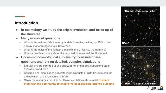 Introducing the HACC Simulation Data Portal Slide 2