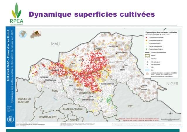 Dynamique superficies cultivées